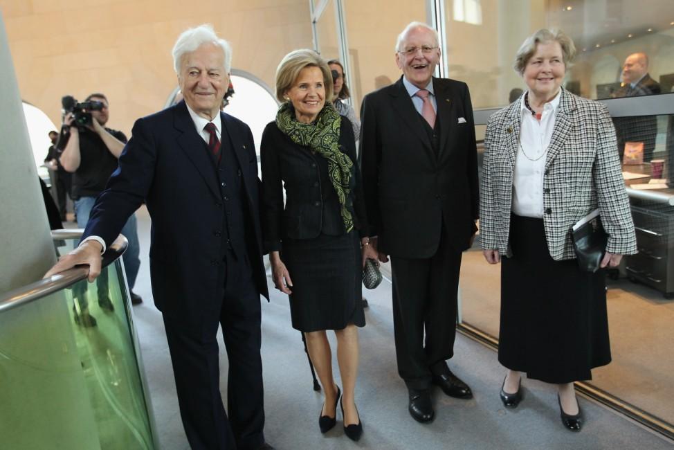 Joachim Gauck Takes Presidential Oath