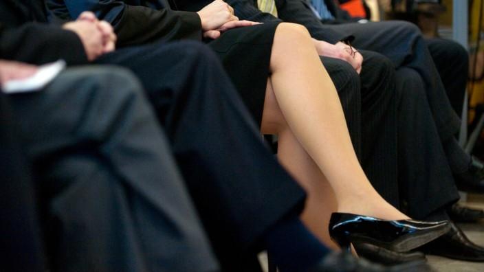 Frauen in Unternehmensberatungen