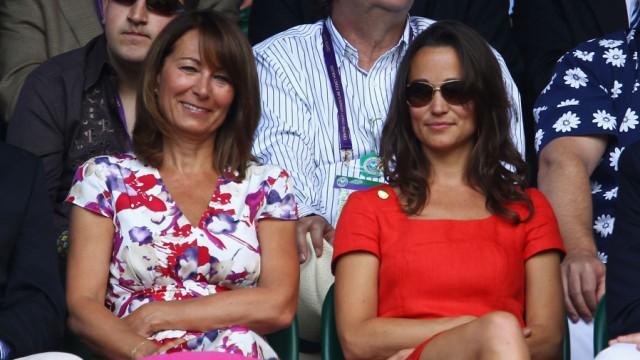 Carole und Pippa Middleton