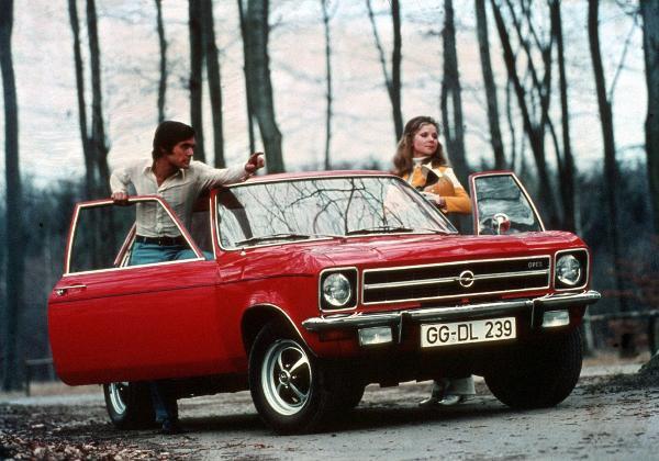 Der vergessene Bruder: Die Erfolgsgeschichte des Opel Ascona A