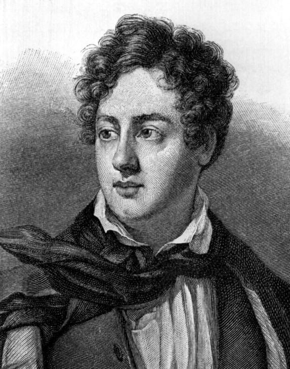 George Gordon Noel Lord Byron