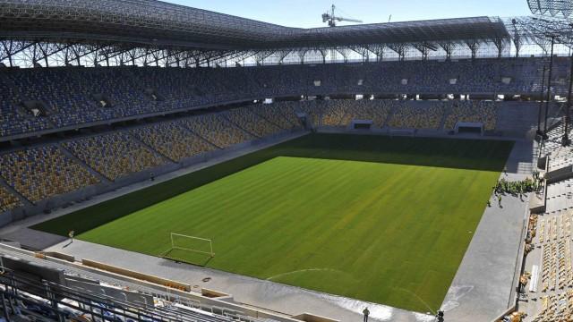 EURO 2012 STADIUMS - LVIV