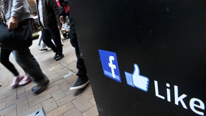 Flashmob NPD Facebook Löschung