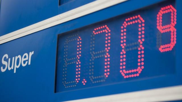 Benzinpreise steigen weiter