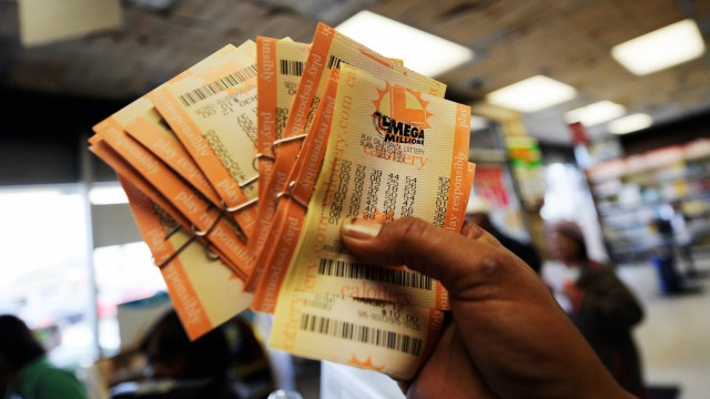 Mega Millions Jackpot Reaches Record High Of $540 Million