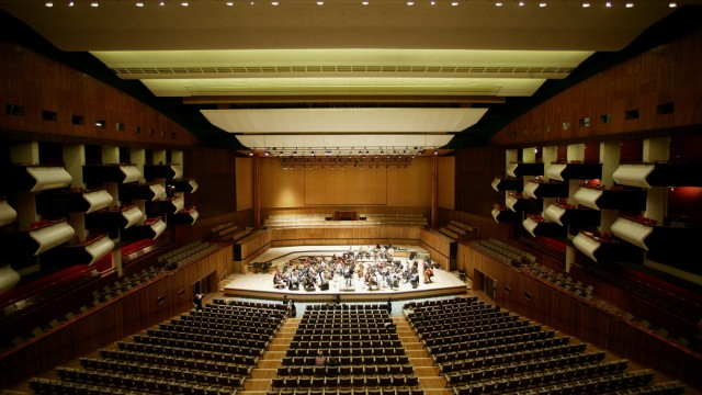 Multi Million Pound Transformation Of The Royal Festival Hall