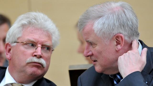 CSU, FDP, Schlecker, Koalition, Koalitionskrise, Bayern