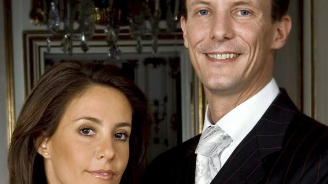 Prinz Joachim Prinzessin Marie Dänemark