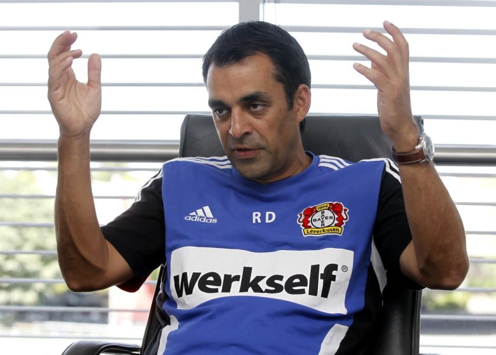 Medien: Trainer Dutt bei Bayer Leverkusen offenbar entlassen