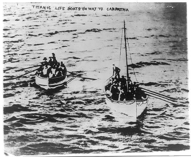 Titanic 100 Jahre Untergang des größten Passagierschiffs der Welt