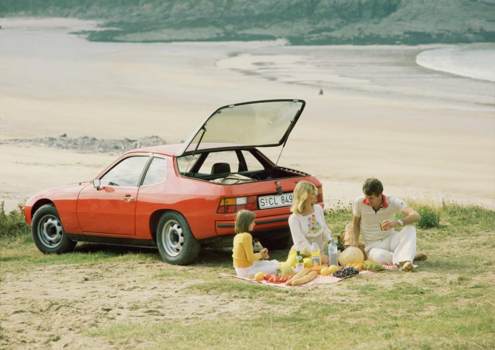 Porsche 924: Der Volkswagen aus dem Schwabenland