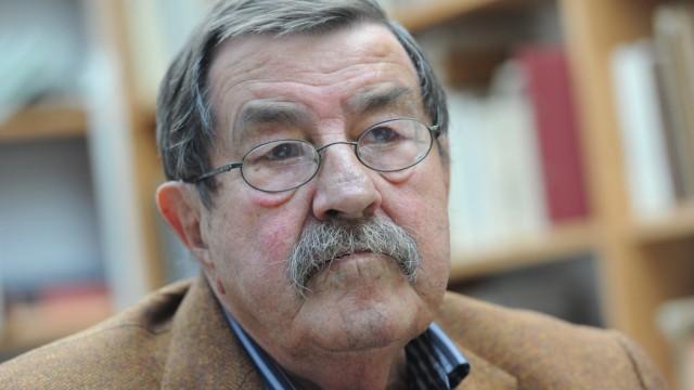 In Israel unerwünscht: Literaturnobelpreisträger Günter Grass