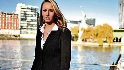 Marion Maréchal-Le Pen: Nachwuchs für den Front National: Marion Maréchal-Le Pen.