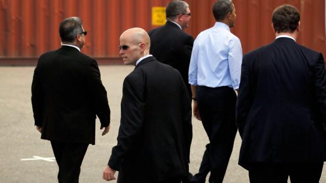 Obama Secret Service Kolumbien Leibwächter Sex
