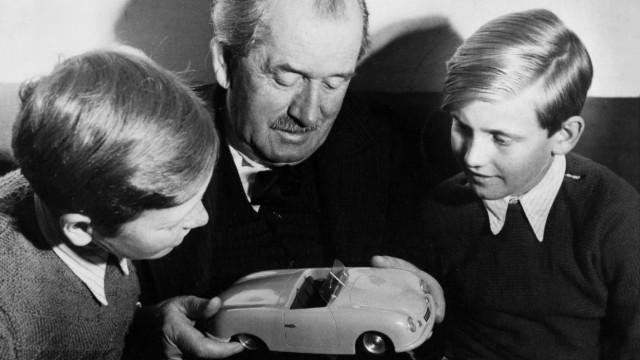 Vorsprung durch Technik - das Leben des Ferdinand Piëch