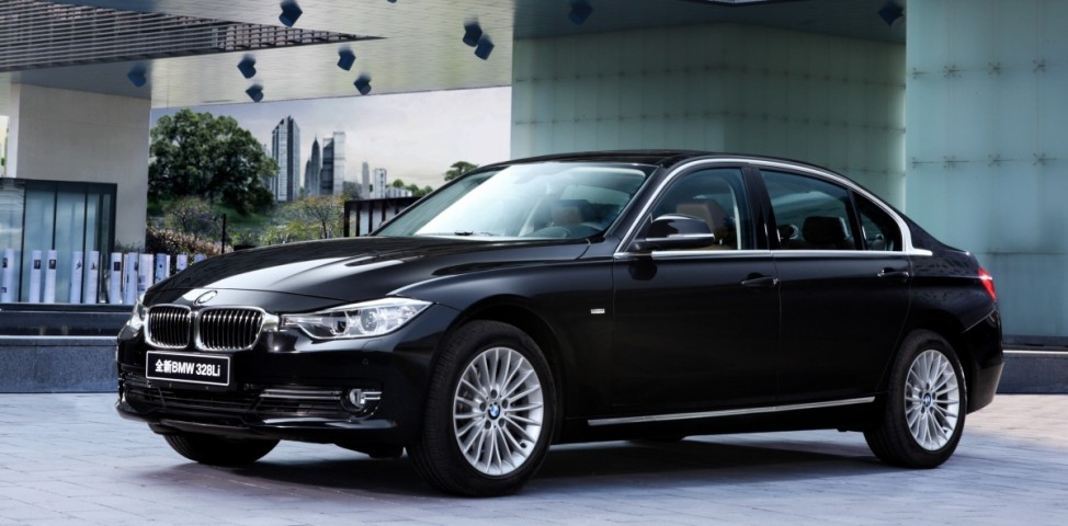 Langversion, 3er, BMW, Dreier, Limousine, China, Shanghai