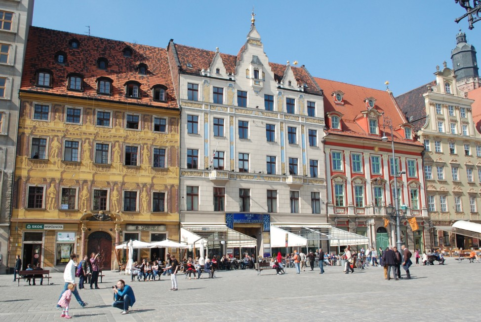 Partystimmung an der Oder - Breslau macht sich fit für die EM