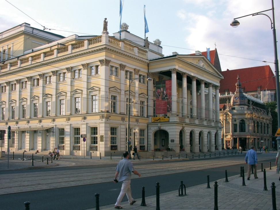 """Breslauer Oper feiert ´Maskenball"""""""