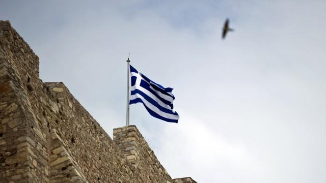 Griechenlandfahne