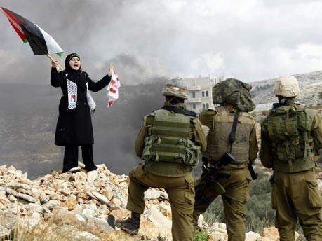 Gaza Krieg Palästinenserin, Reuters