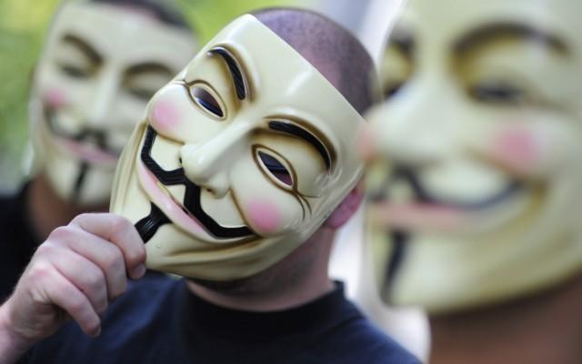 Anonymous in 'Time'-Liste der 100 einflussreichsten Personen