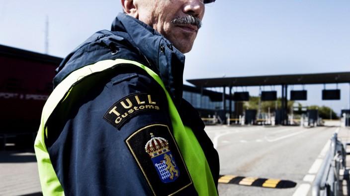 Grenzkontrollen in Dänemark