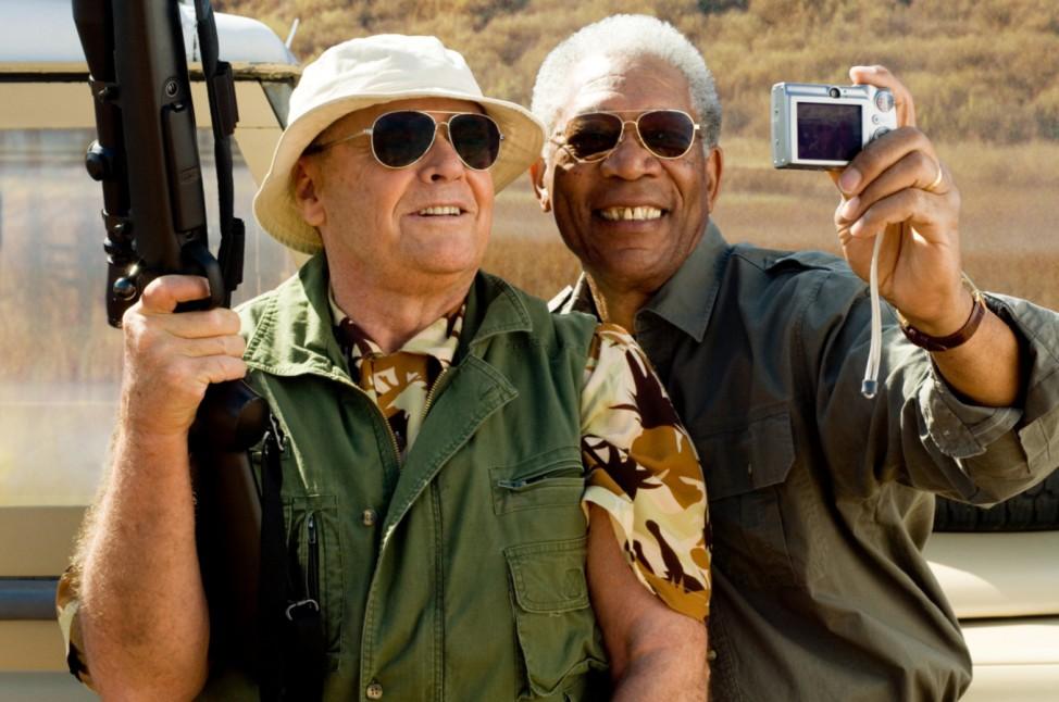 'Das Beste kommt zum Schluss' - Freeman und Nicholson bei SAT.1