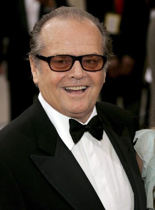 Jack Nicholson wird 75