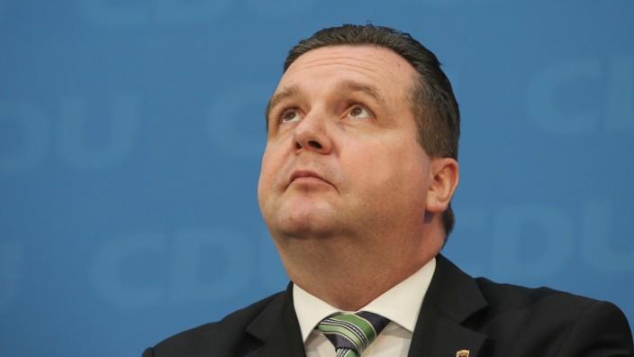 Stefan Mappus CDU Baden-Württemberg EnBW