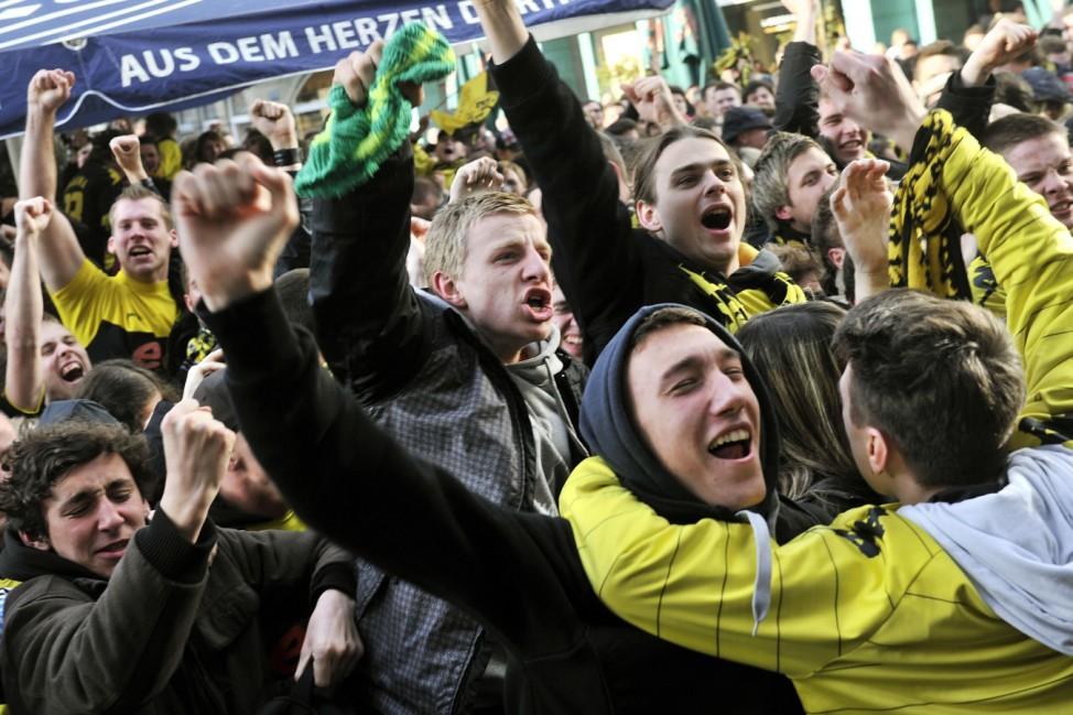 Borussia Dortmund - Fans