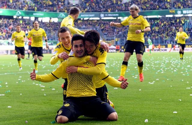 Borussia Dortmund - Gündogan