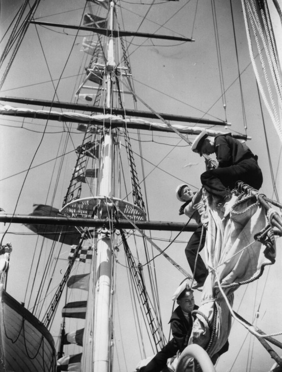 FILE PHOTO - A Look Back At The 'Cutty Sark'