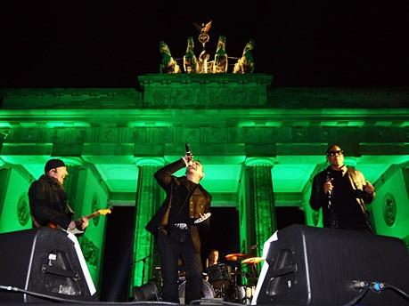 U2 und JayZ
