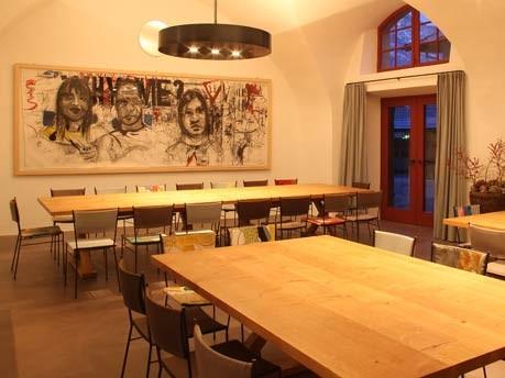 Europa Italien Südtirol Kunst Architektur Weinbau Wellness Hotel, Alois Lageder