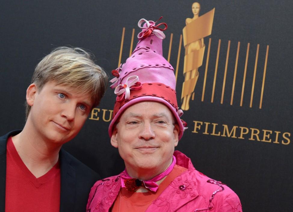 Deutscher Filmpreis 2012 - Roter Teppich