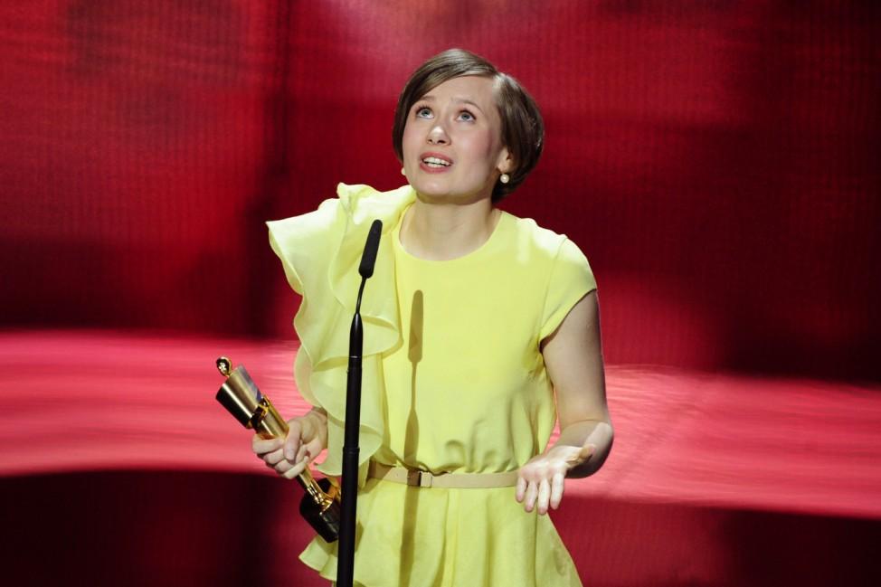 Deutscher Filmpreis 2012 - Preisverleihung