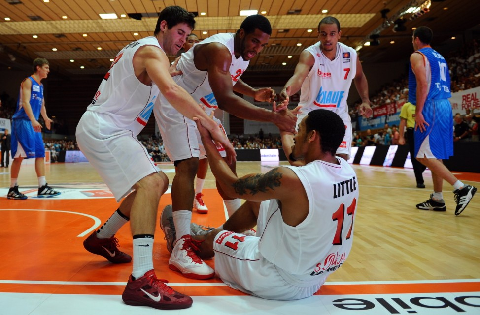 s. Oliver Baskets v TBB Trier - Beko BBL
