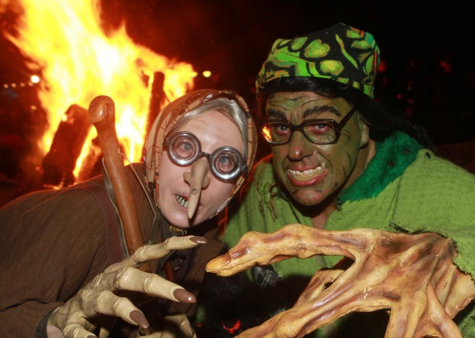 Walpurgisfest lockt viele Besucher in den Harz