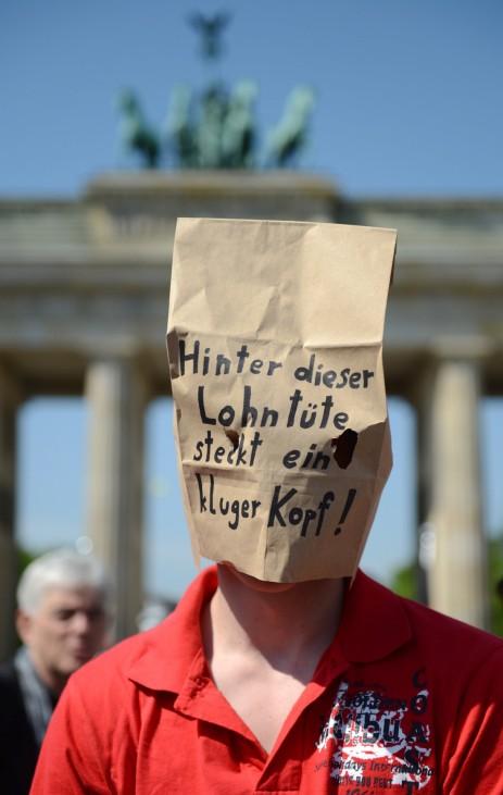 1. Mai in Berlin