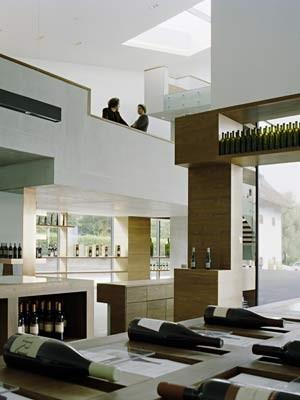 Europa Italien Südtirol Kunst Architektur Weinbau Wellness Hotel, winecenter kaltern