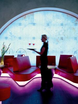Europa Italien Südtirol Kunst Architektur Weinbau Wellness Hotel, Annette Fischer/Hotel Greif