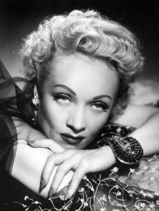 Marlene Dietrich bekommt Satire-Stern