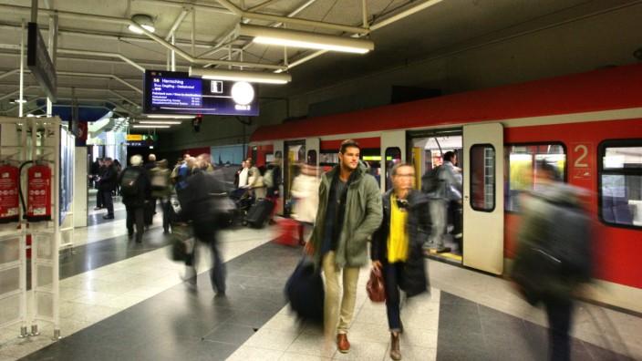 S-Bahn Flughafen München