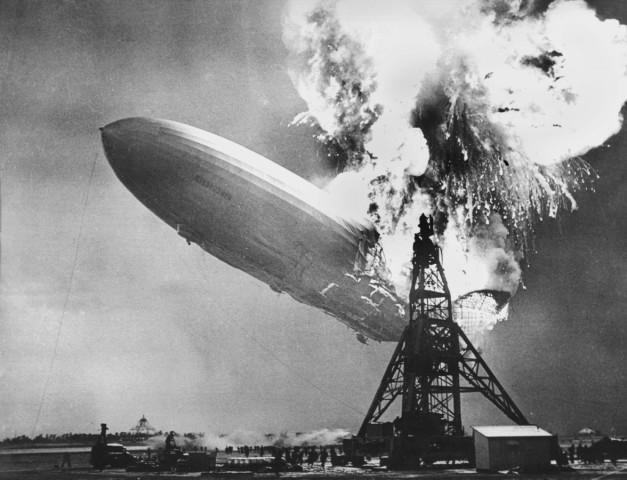 Hindenburg-Explosion