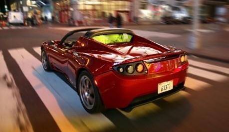 Tesla: Rekordreichweite
