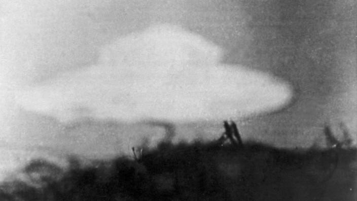 Das britische Nationalarchiv hat Akten zu Ufo-Sichtungen veröffentlicht