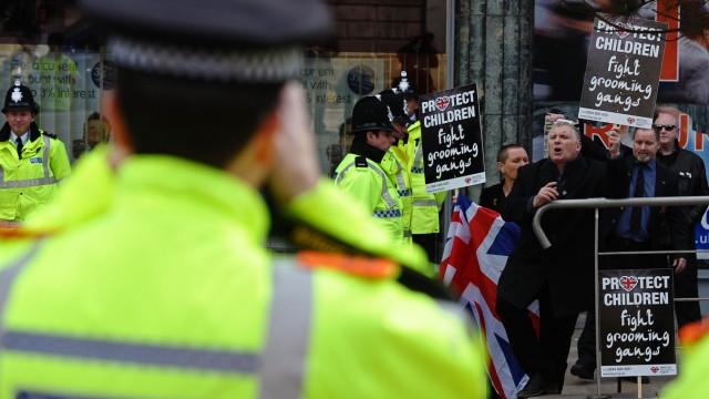 Liverpool: Neun Männer wegen Vergewaltigung verurteilt