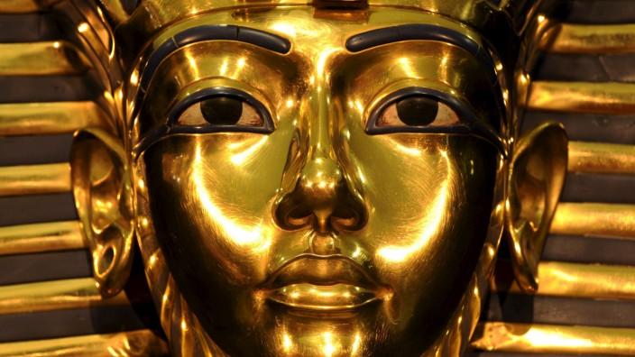 Tutanchamun Pharao Tal der Könige Ägypten Grabmal
