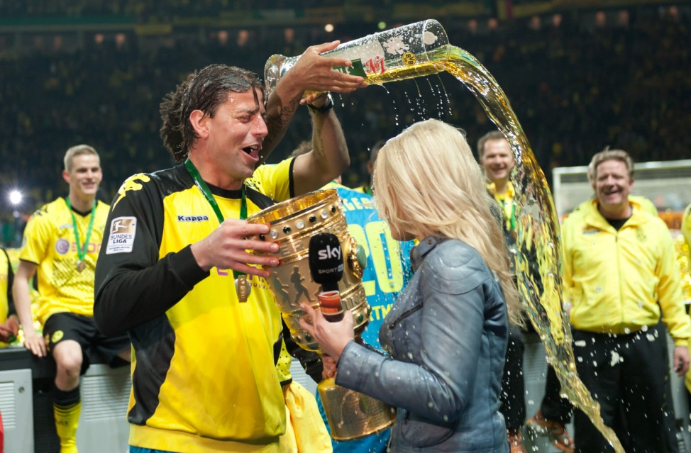 Finale DFB-Pokal: Borussia Dortmund - FC Bayern Muenchen