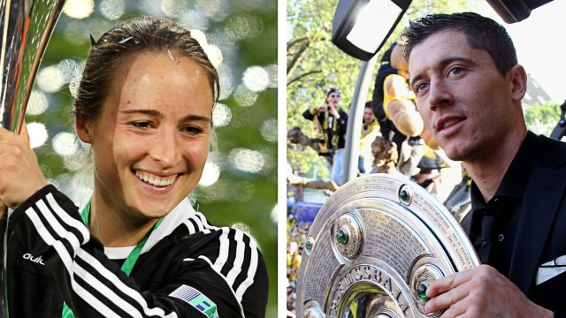 DFB-Pokal 1. FFC Frankfurt - Turbine Potsdam